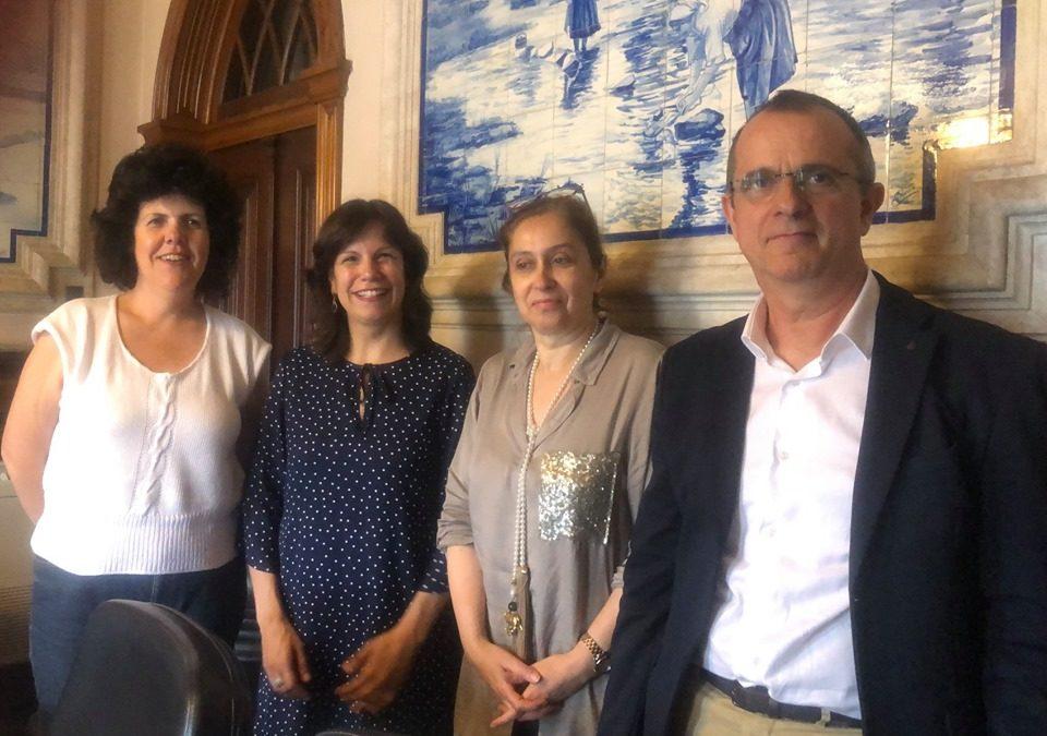 Protocolo de cooperação entre o Instituto Superior Miguel Torga e a Comissão de Proteção de Crianças e Jovens de Coimbra