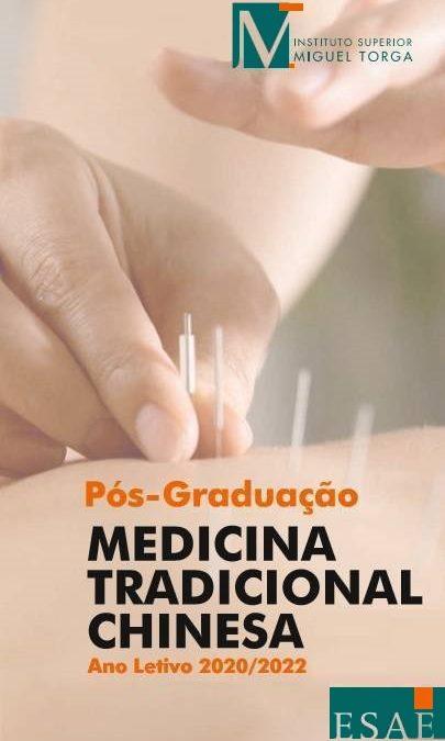 Curso de pós-graduação em Medicina Tradicional Chinesa